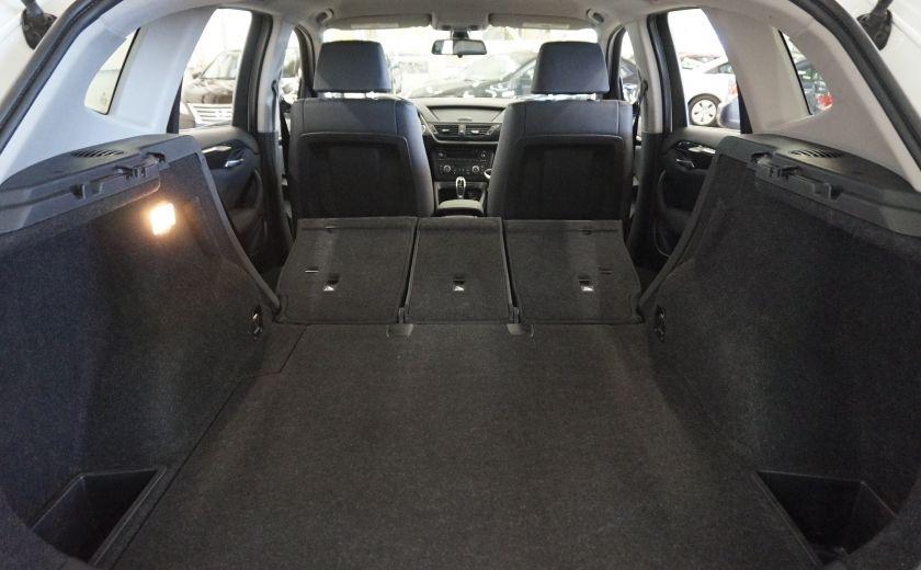 2012 BMW X1 28i AWD 2.0 Turbo (cuir) #22