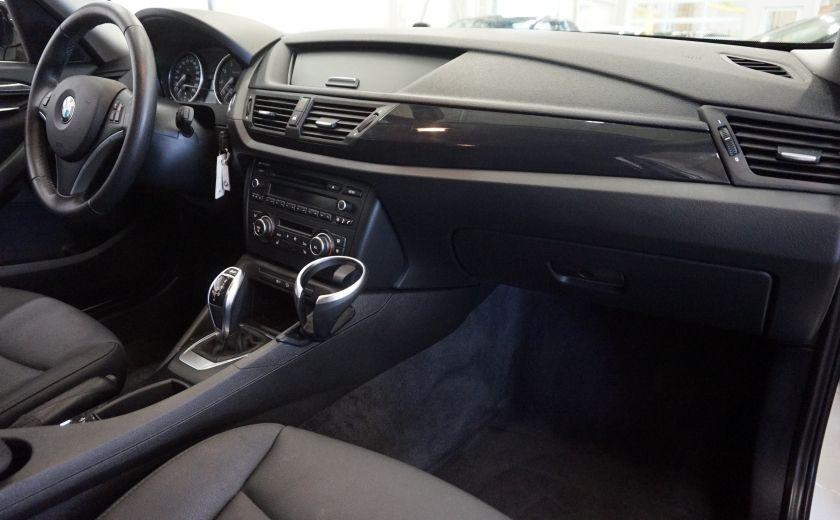 2012 BMW X1 28i AWD 2.0 Turbo (cuir) #25