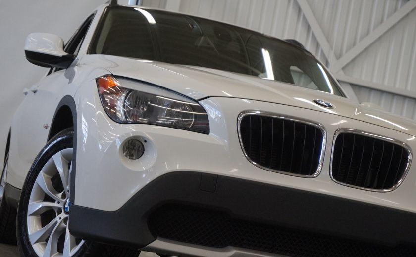 2012 BMW X1 28i AWD 2.0 Turbo (cuir) #28