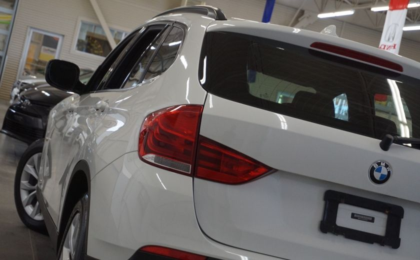 2012 BMW X1 28i AWD 2.0 Turbo (cuir) #29