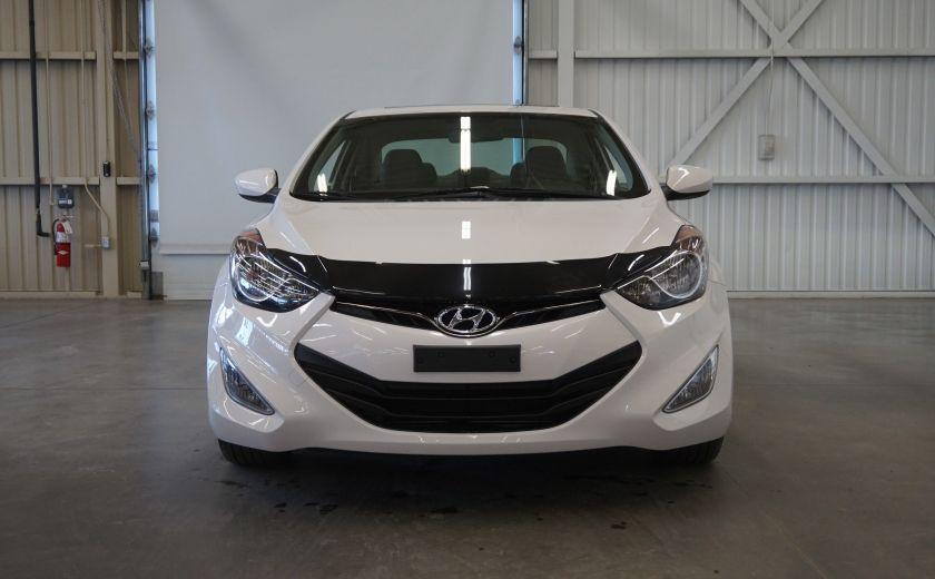 2013 Hyundai Elantra GLS Coupé (toit ouvrant) #1