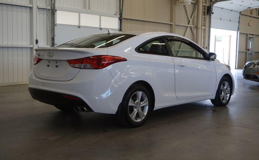 2013 Hyundai Elantra GLS Coupé (toit ouvrant) #6
