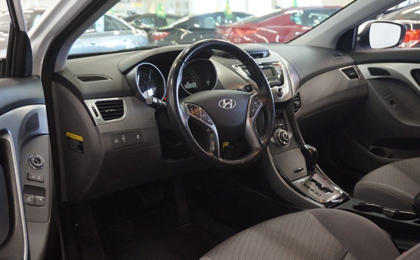 2013 Hyundai Elantra GLS Coupé (toit ouvrant) #8