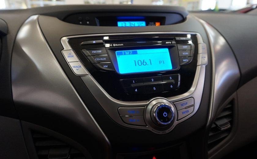 2013 Hyundai Elantra GLS Coupé (toit ouvrant) #11