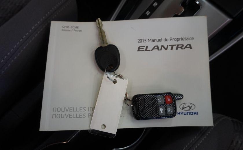 2013 Hyundai Elantra GLS Coupé (toit ouvrant) #23