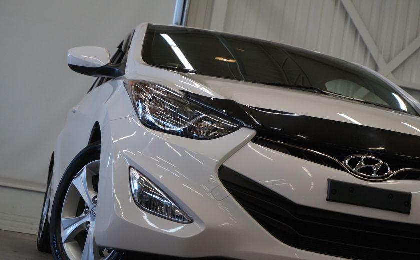 2013 Hyundai Elantra GLS Coupé (toit ouvrant) #25