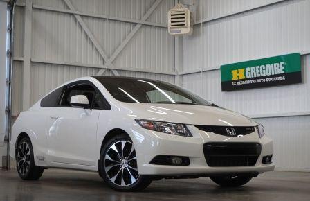 2013 Honda Civic Si Coupé (toit-caméra-navi) in Estrie