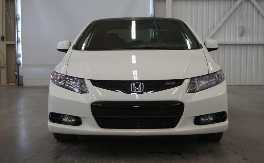 2013 Honda Civic Si Coupé (toit-caméra-navi) #1