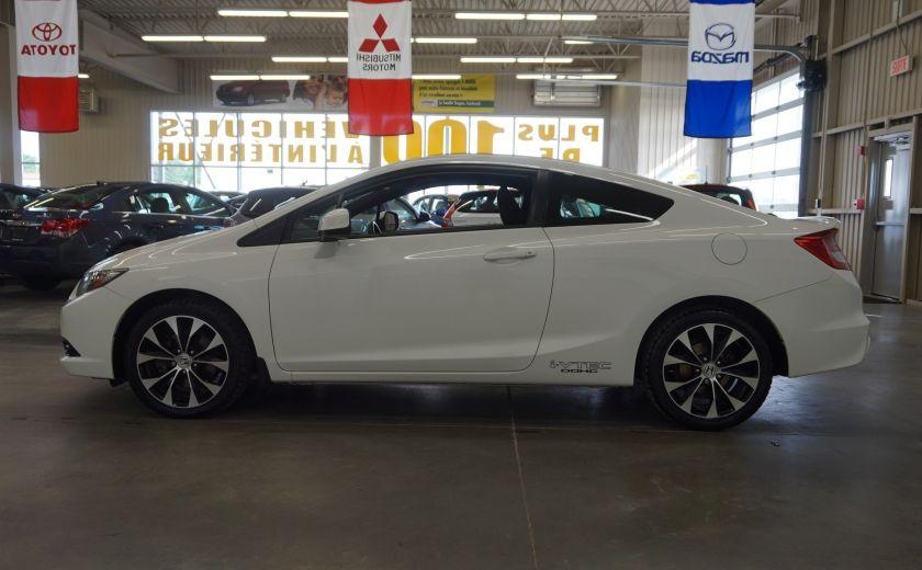 2013 Honda Civic Si Coupé (toit-caméra-navi) #3
