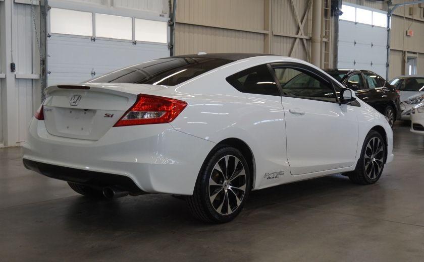 2013 Honda Civic Si Coupé (toit-caméra-navi) #6
