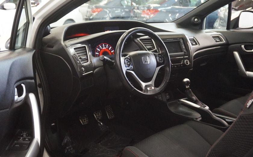 2013 Honda Civic Si Coupé (toit-caméra-navi) #8