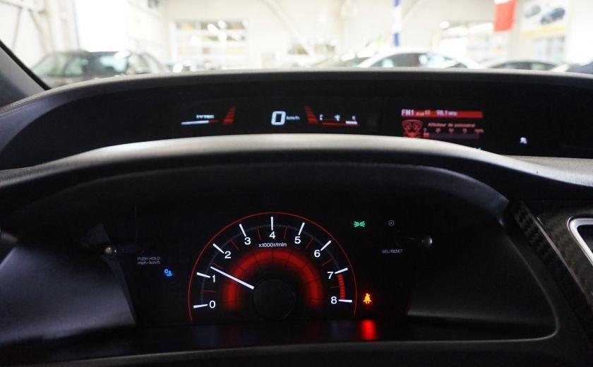 2013 Honda Civic Si Coupé (toit-caméra-navi) #10