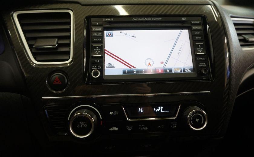 2013 Honda Civic Si Coupé (toit-caméra-navi) #11