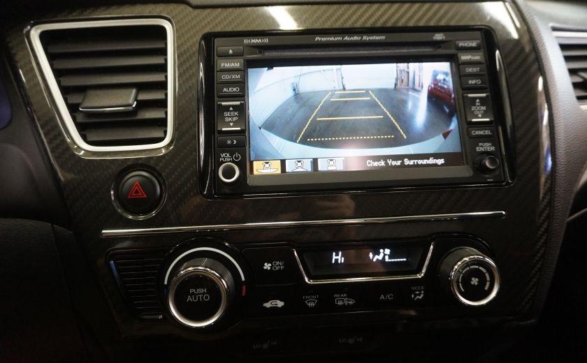 2013 Honda Civic Si Coupé (toit-caméra-navi) #12