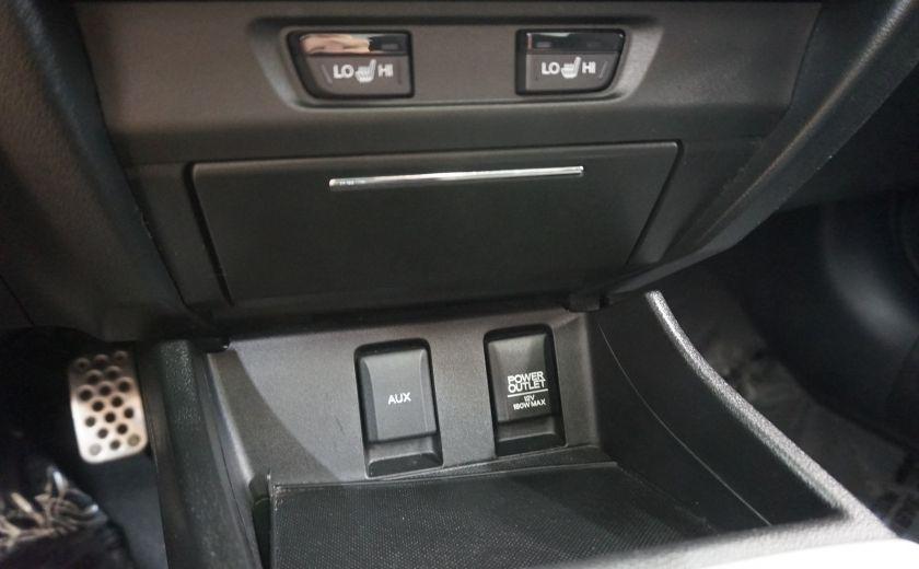 2013 Honda Civic Si Coupé (toit-caméra-navi) #13