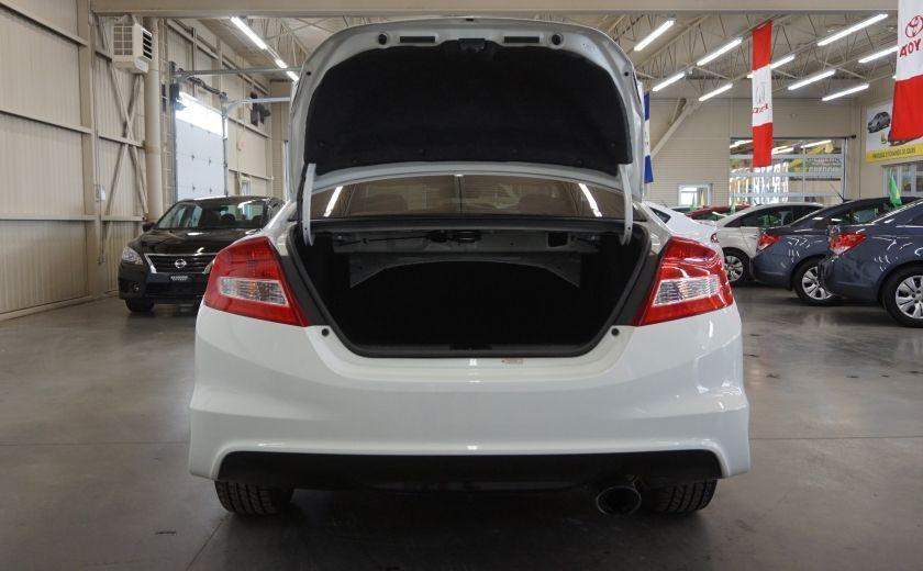 2013 Honda Civic Si Coupé (toit-caméra-navi) #20