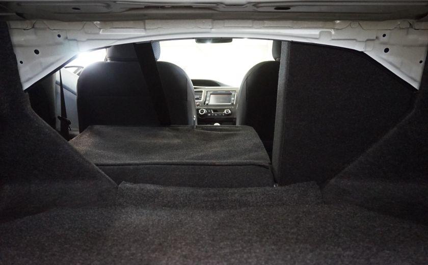 2013 Honda Civic Si Coupé (toit-caméra-navi) #21