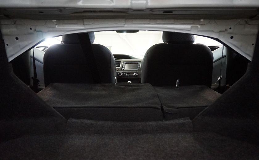 2013 Honda Civic Si Coupé (toit-caméra-navi) #22