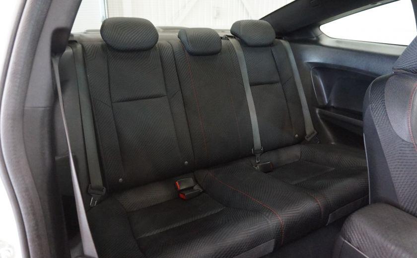 2013 Honda Civic Si Coupé (toit-caméra-navi) #23