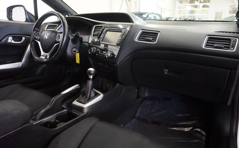 2013 Honda Civic Si Coupé (toit-caméra-navi) #25