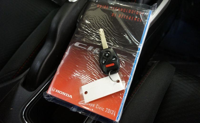 2013 Honda Civic Si Coupé (toit-caméra-navi) #26