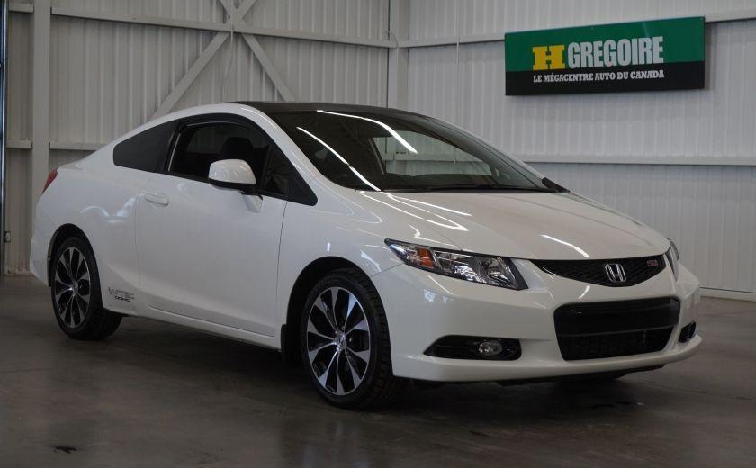 2013 Honda Civic Si Coupé (toit-caméra-navi) #27