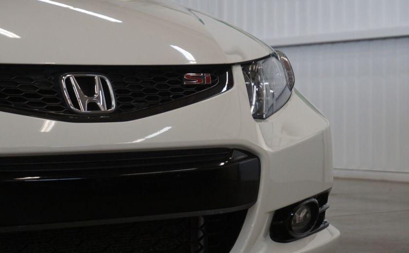 2013 Honda Civic Si Coupé (toit-caméra-navi) #29