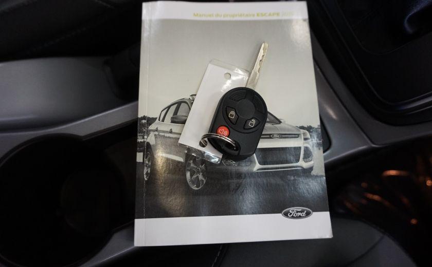 2015 Ford Escape SE 4WD Ecoboost (caméra de recul) #28