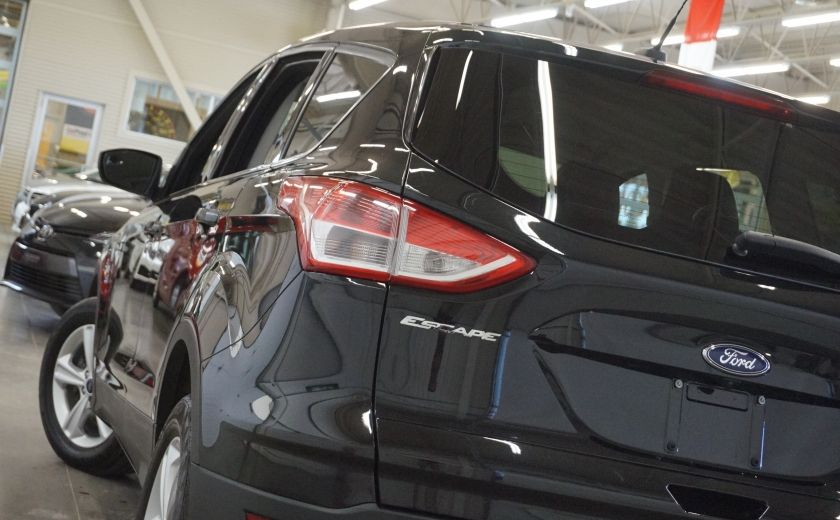 2015 Ford Escape SE 4WD Ecoboost (caméra de recul) #31