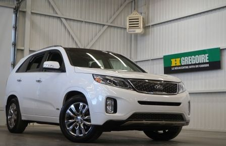 2014 Kia Sorento SX AWD (caméra-cuir-toit-navi) in New Richmond