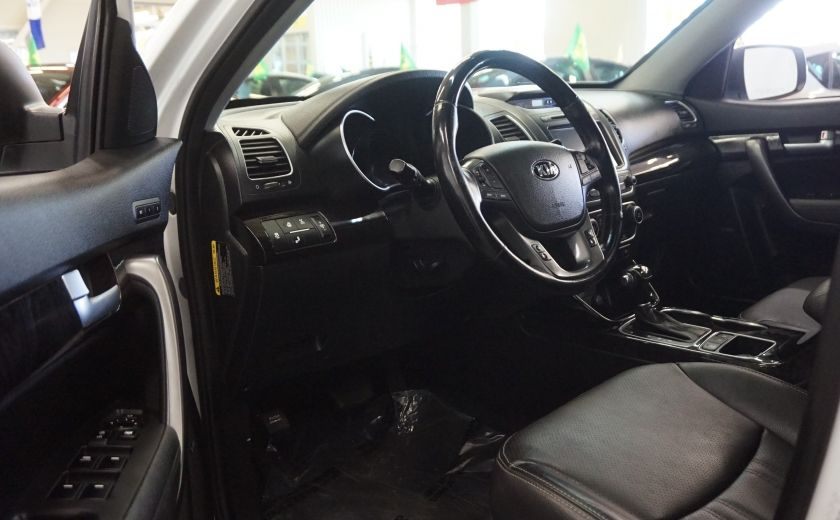 2014 Kia Sorento SX AWD (caméra-cuir-toit-navi) #8