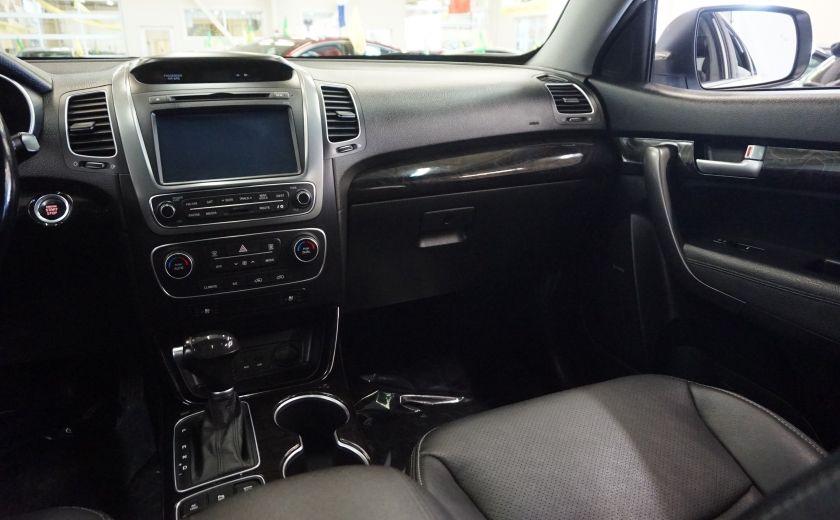 2014 Kia Sorento SX AWD (caméra-cuir-toit-navi) #9
