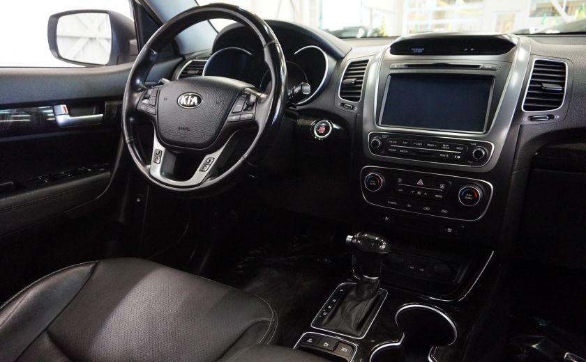 2014 Kia Sorento SX AWD (caméra-cuir-toit-navi) #10