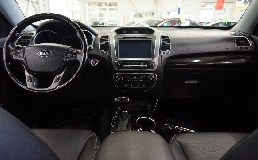 2014 Kia Sorento SX AWD (caméra-cuir-toit-navi) #11