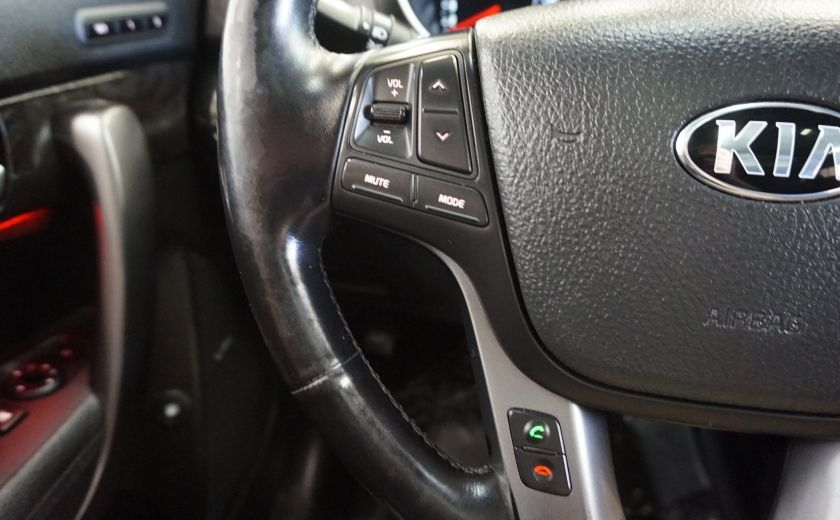 2014 Kia Sorento SX AWD (caméra-cuir-toit-navi) #12