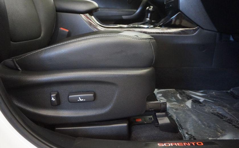 2014 Kia Sorento SX AWD (caméra-cuir-toit-navi) #34