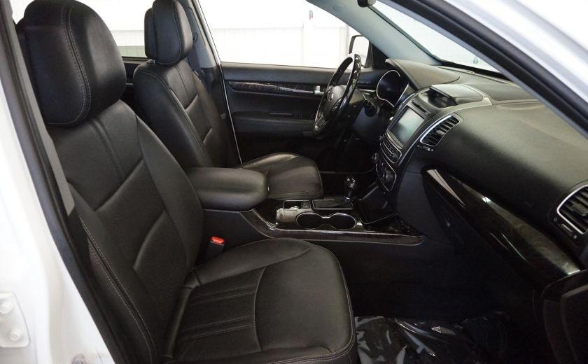 2014 Kia Sorento SX AWD (caméra-cuir-toit-navi) #35