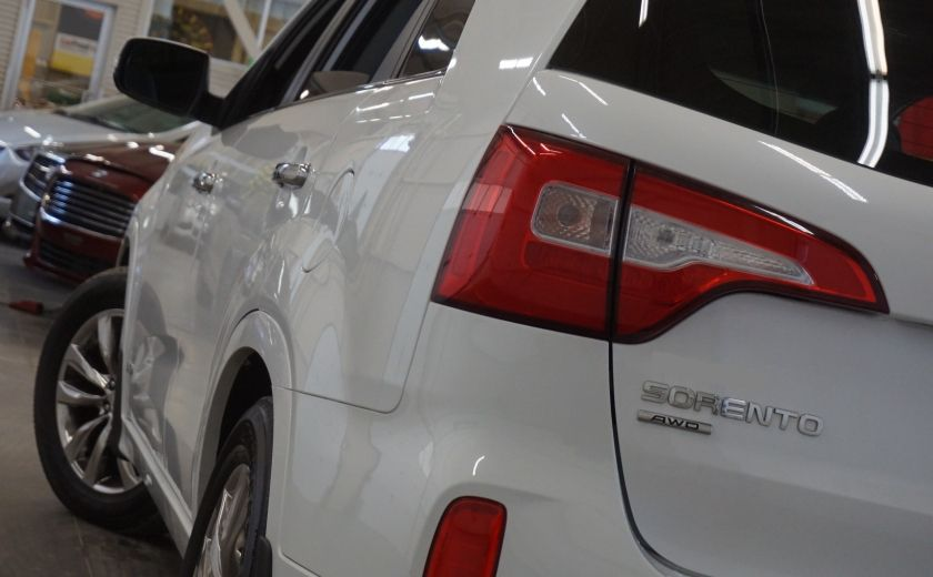 2014 Kia Sorento SX AWD (caméra-cuir-toit-navi) #41