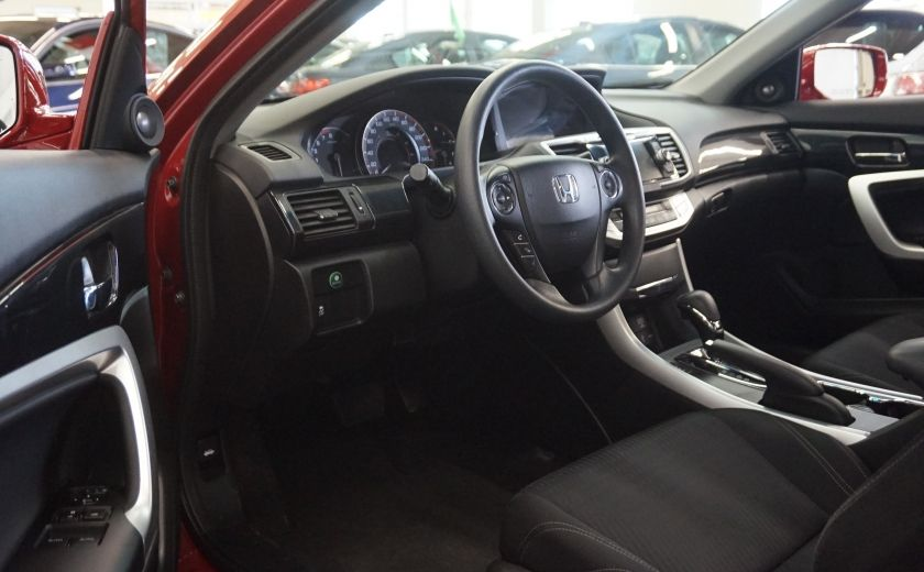 2013 Honda Accord EX Coupé (caméra-toit) #8