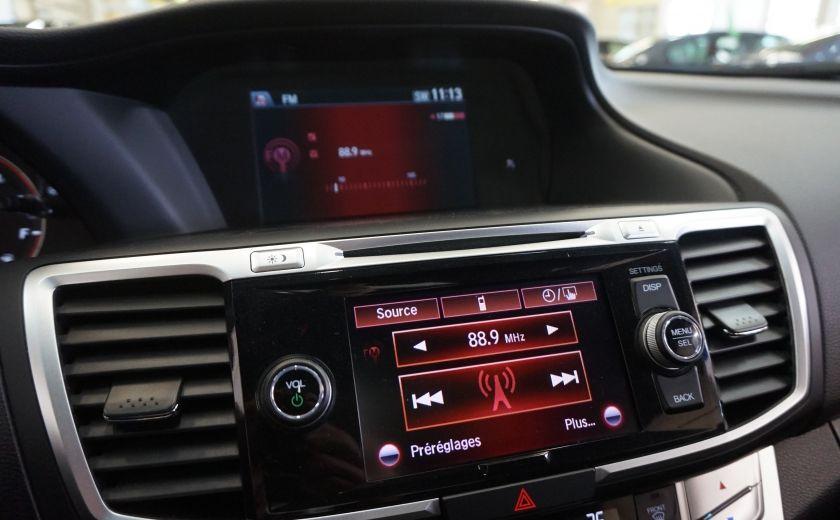 2013 Honda Accord EX Coupé (caméra-toit) #11