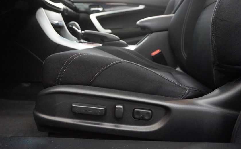 2013 Honda Accord EX Coupé (caméra-toit) #18