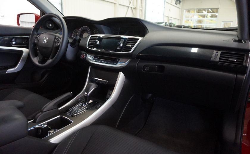 2013 Honda Accord EX Coupé (caméra-toit) #25