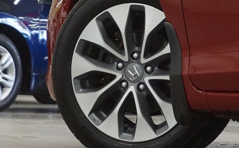 2013 Honda Accord EX Coupé (caméra-toit) #30