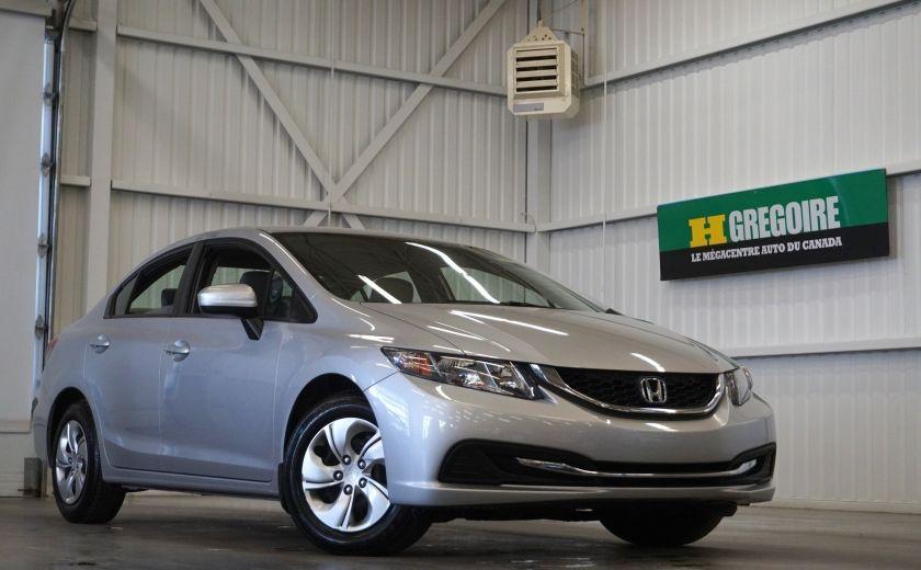 2014 Honda Civic LX #0