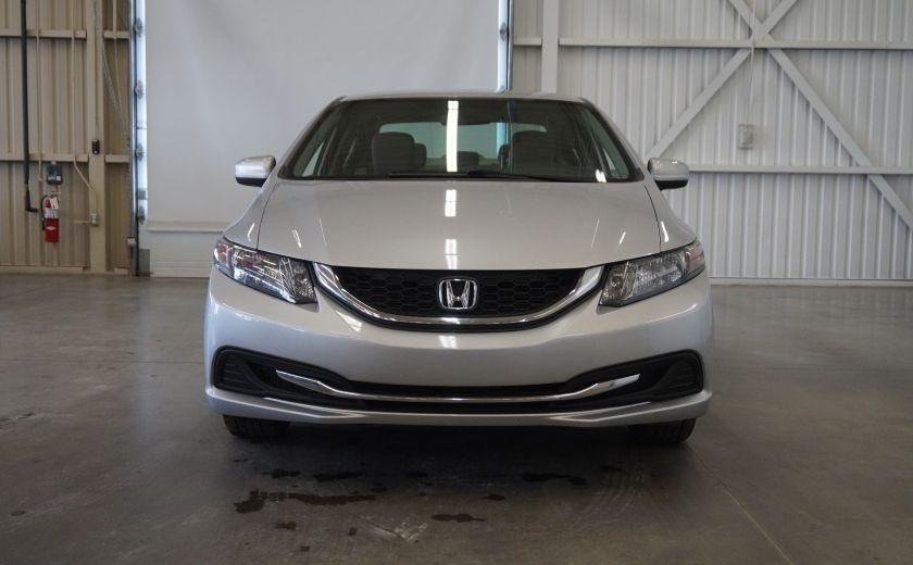 2014 Honda Civic LX #1