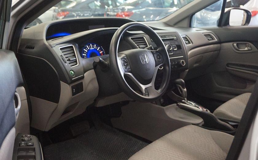 2014 Honda Civic LX #8