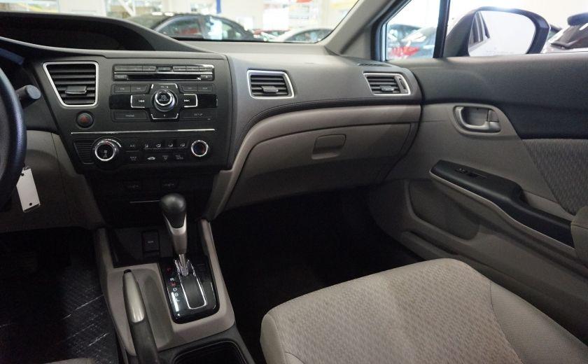 2014 Honda Civic LX #9