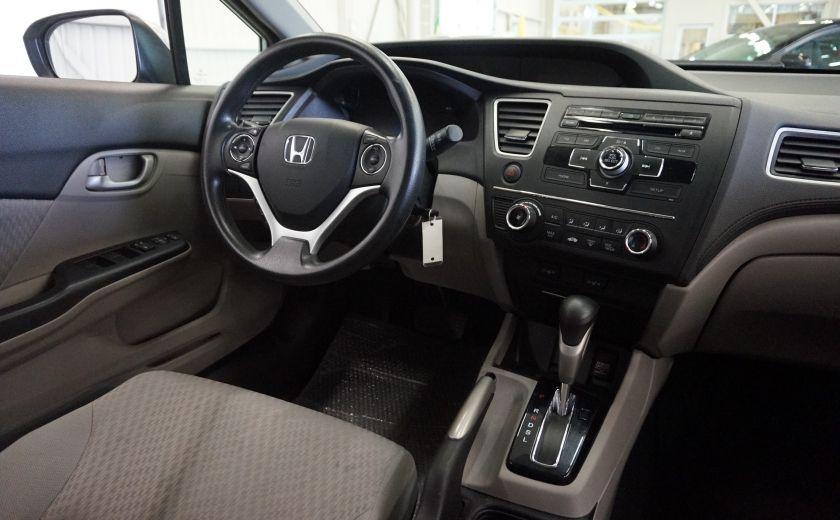 2014 Honda Civic LX #10