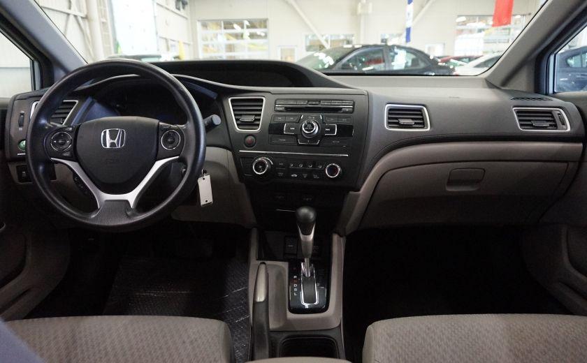 2014 Honda Civic LX #11