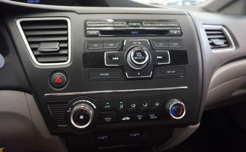 2014 Honda Civic LX #14
